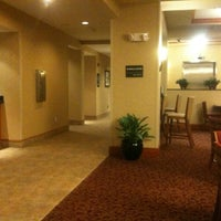 Photo taken at Hampton Inn Easton by Joseph D. on 2/12/2011