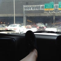 Photo taken at Cross Bronx Expressway (I-95) by Kayleigh E. on 5/26/2012