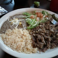 Photo taken at Morelos Restaurant by Keri H. on 1/27/2012