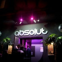 Photo taken at Club Absolut by Andras Gergo P. on 1/7/2012