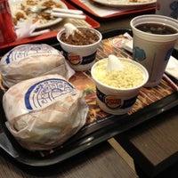 Photo taken at Burger King by Guilherme C. on 6/13/2012