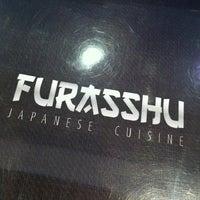 Photo taken at Furasshu Japanese Cuisine by KLoreth C. on 8/14/2012