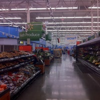 Photo taken at Walmart Supercenter by Tim on 3/18/2011