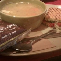 Photo taken at Panera Bread by Kelly B. on 7/30/2012