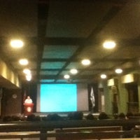Photo taken at USC - Main Theodore Buttenbruch Hall by Karen T. on 12/13/2011