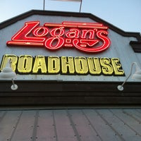 Photo taken at Logan's Roadhouse by Anthony M. on 6/7/2012