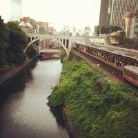 Photo taken at Ochanomizu Station by Julian J. on 6/13/2012