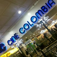 Photo taken at Cine Colombia | Multiplex Andino by Bibi A. on 12/9/2011