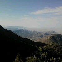 Photo taken at Sandia Mountians by Chantel C. on 8/26/2012