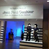 Photo taken at The Fashion World Of Jean Paul Gaultier At The Dallas Museum Of Art by Dana L. on 11/30/2011
