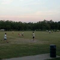 Photo taken at Richard Moya Park by John S. on 8/8/2012