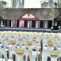 Photo taken at Wattana Wittaya Academy by Sukanut P. on 1/27/2012