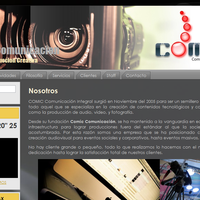 Photo taken at Comic Comunicación Integral by Monserrat J. on 1/13/2012