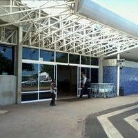Photo taken at Aeroporto de Ribeirão Preto / Doutor Leite Lopes (RAO) by Ronilson d. on 5/17/2012