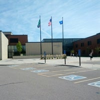 Photo taken at Chanhassen High School by Brent L. on 9/8/2012