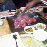 Photo taken at Cham Sut Gol Korean BBQ by Julian T. on 10/18/2011