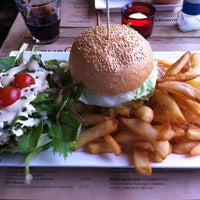 Photo taken at Burgerij by Frederick V. on 1/12/2012