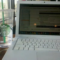 Photo taken at Starbucks by Jessica F. on 7/12/2012