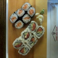 Photo taken at Johnny Rollhouse Sushi by Laurie V. on 9/13/2011