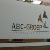 Photo taken at ABC-Groep by Kathleen B. on 6/18/2012