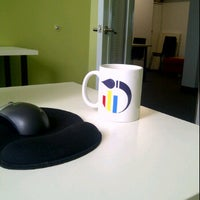 Photo taken at Nmodal downtown office by James S. on 6/20/2012
