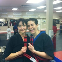 Photo taken at Robinson's Karate by Medea on 3/31/2012