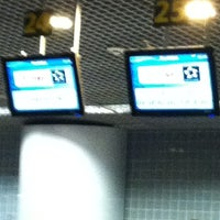 Photo taken at Check-in LATAM by R. S. on 4/9/2012