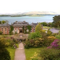 Photo taken at Bantry House by Robin S. on 5/14/2012