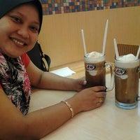 Photo taken at A&W by Fazliza B. on 4/12/2012