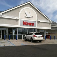 Photo taken at Wawa by Michelle V. on 4/14/2012