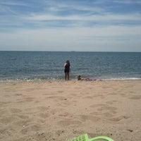 Photo taken at Hammonasset Beach State Park by Allyson M. on 6/18/2012