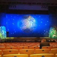 Photo taken at Teater Vanemuine by Natalia on 3/1/2012