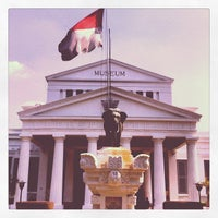 Photo taken at National Museum by AY Teguh P. on 6/17/2012