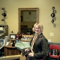 Photo taken at The Barber Sharp by Lisa M. on 1/6/2012
