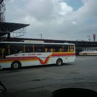 Photo taken at Mabalacat Bus Terminal by Jæ S. on 10/16/2011