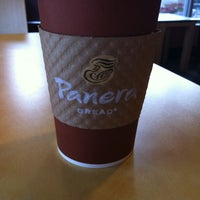 Photo taken at Panera Bread by Brian on 7/23/2012
