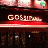 Photo taken at Gossip by Eoin C. on 10/23/2011