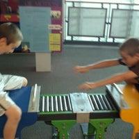 Photo taken at DaVinci Science Center by Jennifer M. on 6/30/2012