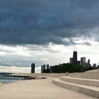 Photo taken at Lake Michigan Steps by Renae L. on 6/24/2011