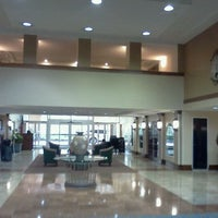 Photo taken at Crowne Plaza Hotel Orlando Airport by Ocala W. on 2/20/2012