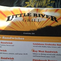 Photo taken at Little River Grill & Sports Bar by Ñol (. on 4/16/2012