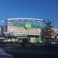 Photo taken at Save On Foods by Ben C. on 8/6/2011