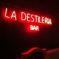 Foto tomada en La Destileria por Rodo el 8/11/2012