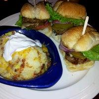 Photo taken at Boomerangs Gourmet Burger Joint by Susan H. on 7/28/2012