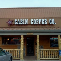 Photo taken at Cabin Coffee by Tamara L. on 10/26/2011