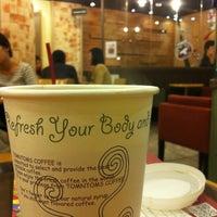 10/28/2011에 Melonab님이 TOM N TOMS COFFEE에서 찍은 사진