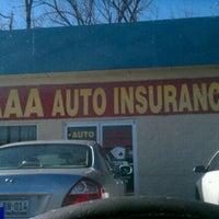 Photo taken at aaaa auto insurance by Reynaldo R. on 1/13/2012