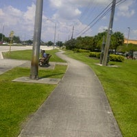 Photo taken at Oaklandpark And Nw 56th Ave by Garry E. on 5/9/2012