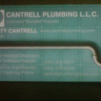 Photo taken at Cantrell Plumbing by Kevin C. on 7/23/2011