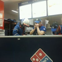 Photo taken at Dominos pizza cuautitlan by Liz G. on 2/20/2012